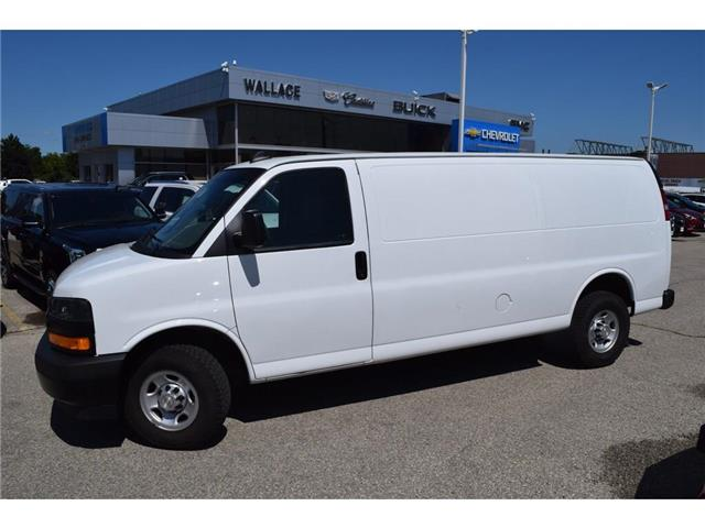 2018 Chevrolet Express 2500 Work Van/2 SEAT/6040 DOOR/REAR CAM/STORAGE BIN (Stk: PR5034) in Milton - Image 2 of 20