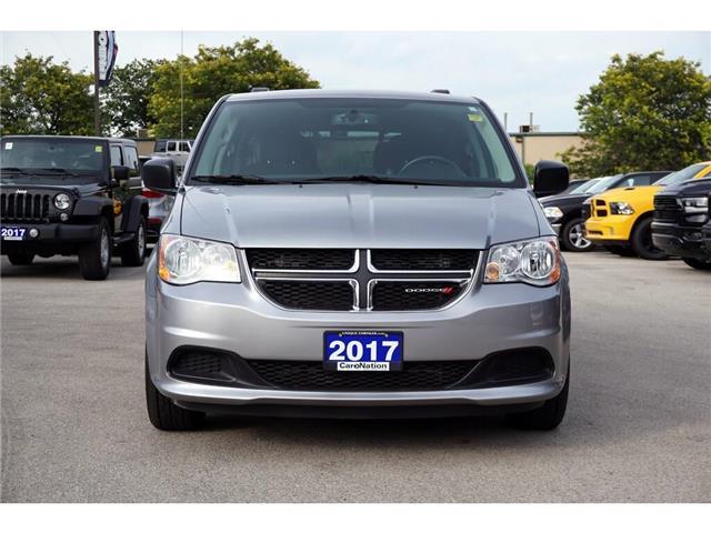 2017 Dodge Grand Caravan SXT PLUS| DVD| REAR CAM| TRI-CLIMATE & MORE (Stk: K1087A) in Burlington - Image 2 of 45