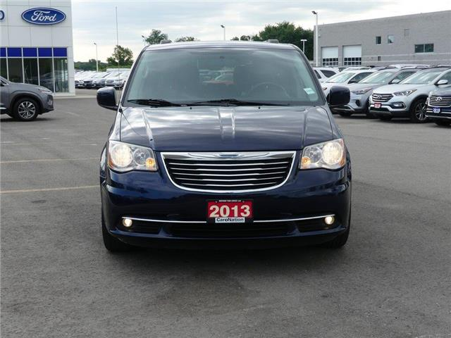 2013 Chrysler Town & Country Touring-L | HTD LEATHER | BACKUP CAM | STOW N GO | (Stk: DR270A) in Brantford - Image 2 of 46