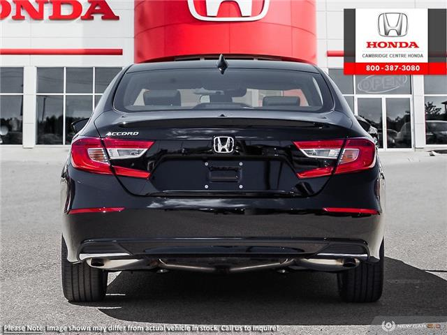 2019 Honda Accord LX 1.5T (Stk: 20162) in Cambridge - Image 5 of 24