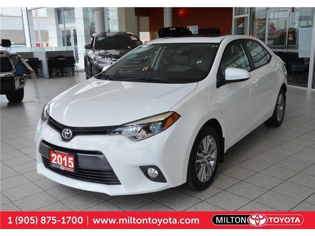 2015 Toyota Corolla  (Stk: 293288) in Milton - Image 1 of 35