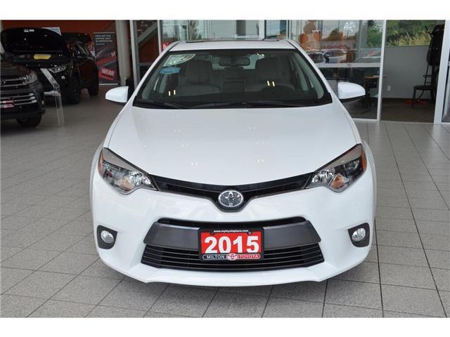2015 Toyota Corolla  (Stk: 293288) in Milton - Image 2 of 35