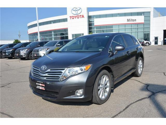 2011 Toyota Venza Base (Stk: 048554) in Milton - Image 1 of 18