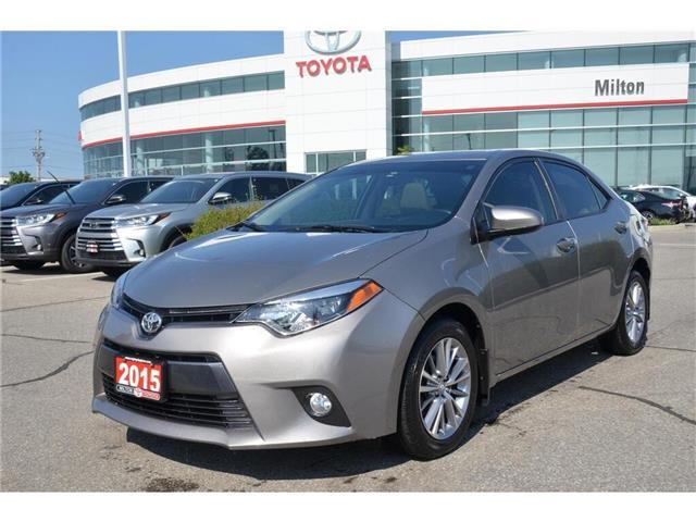 2015 Toyota Corolla  (Stk: 350476) in Milton - Image 1 of 18