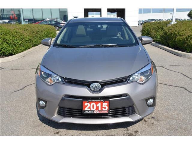 2015 Toyota Corolla  (Stk: 350476) in Milton - Image 2 of 18