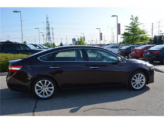 2013 Toyota Avalon  (Stk: 009247) in Milton - Image 2 of 20