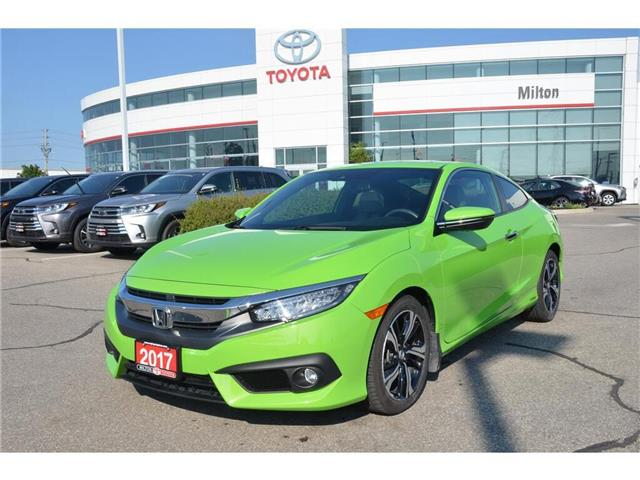 2017 Honda Civic Touring (Stk: 452285) in Milton - Image 1 of 19