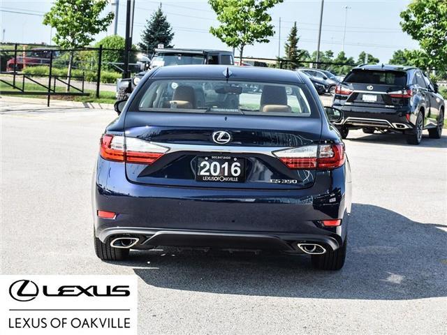2016 Lexus ES 350 Base (Stk: UC7752) in Oakville - Image 5 of 24