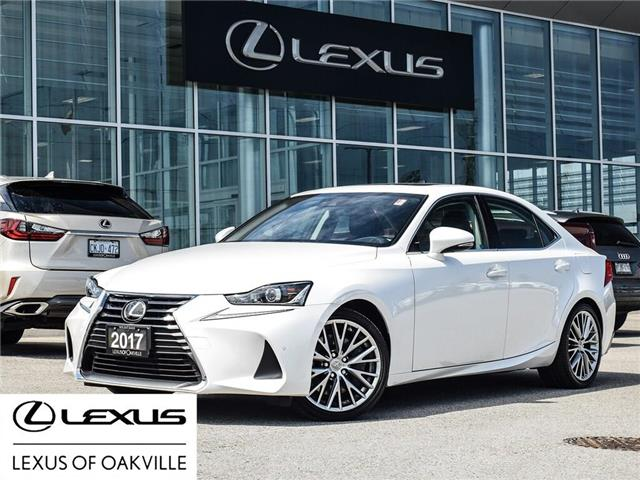 2017 Lexus IS 300 Base (Stk: UC7784) in Oakville - Image 1 of 23