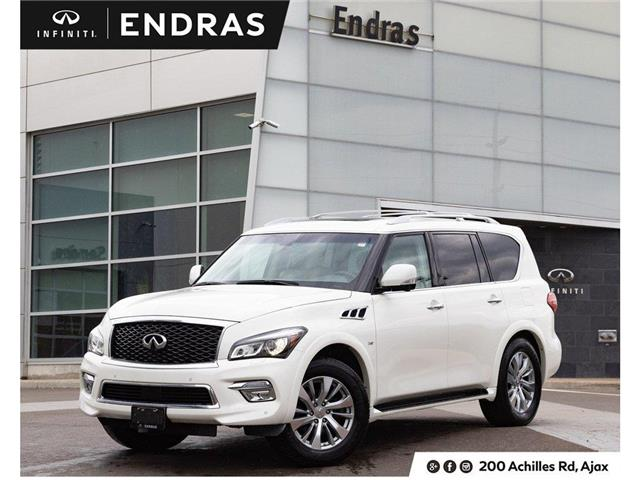 2017 Infiniti QX80  (Stk: P0787) in Ajax - Image 1 of 29