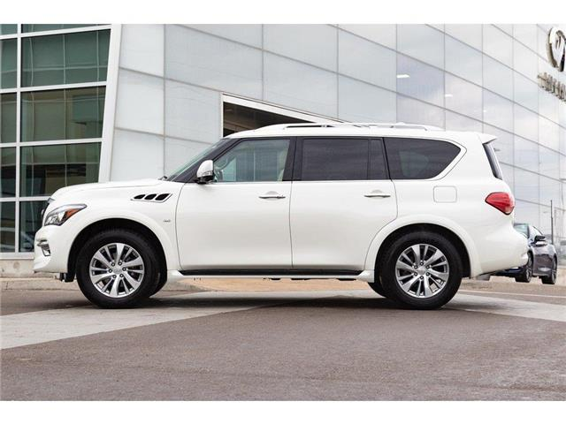2017 Infiniti QX80  (Stk: P0787) in Ajax - Image 2 of 29