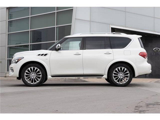 2017 Infiniti QX80  (Stk: P0801) in Ajax - Image 2 of 28