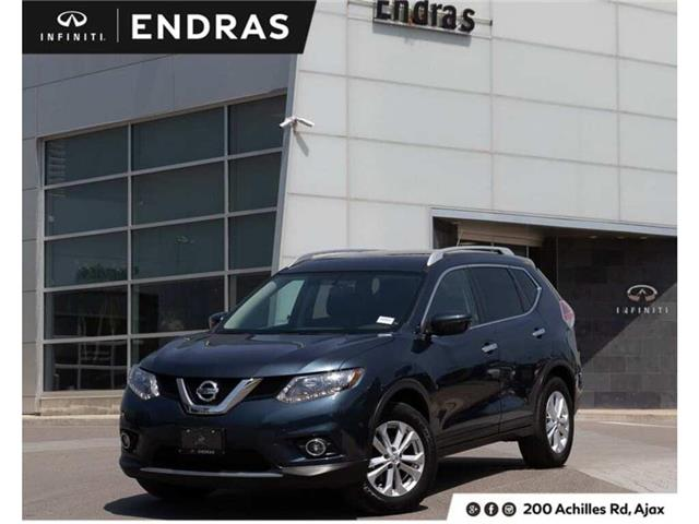 2016 Nissan Rogue SV (Stk: P0865) in Ajax - Image 1 of 25