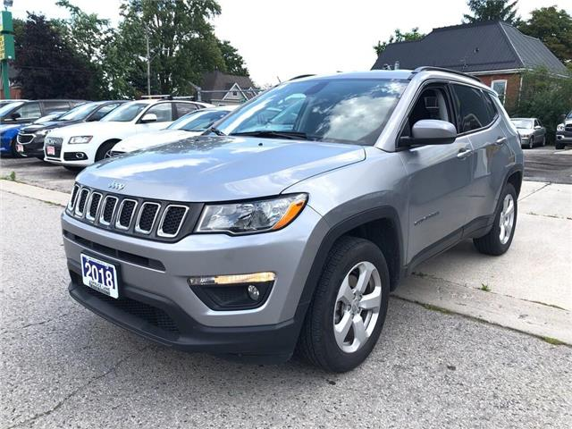 2018 Jeep Compass North (Stk: 12609) in Belmont - Image 1 of 19