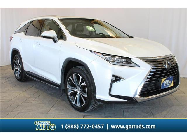 2018 Lexus RX 350L Luxury (Stk: 2014334) in Milton - Image 1 of 45