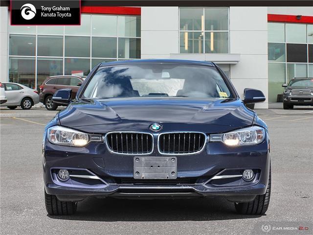 2014 BMW 320i xDrive (Stk: 89701A) in Ottawa - Image 2 of 28