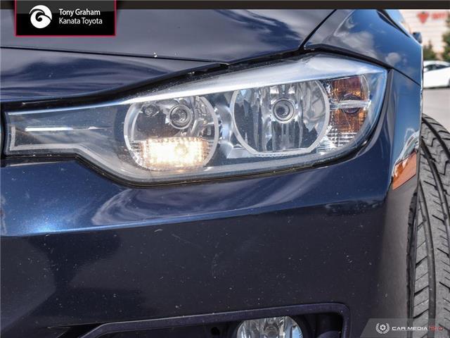 2014 BMW 320i xDrive (Stk: 89701A) in Ottawa - Image 10 of 28