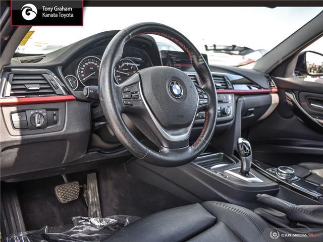 2014 BMW 320i xDrive (Stk: 89701A) in Ottawa - Image 12 of 28