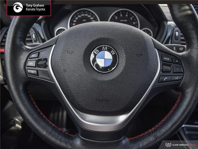 2014 BMW 320i xDrive (Stk: 89701A) in Ottawa - Image 13 of 28