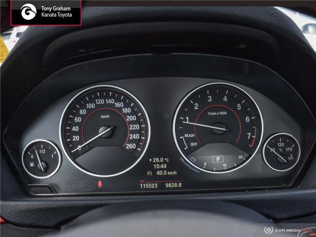 2014 BMW 320i xDrive (Stk: 89701A) in Ottawa - Image 14 of 28