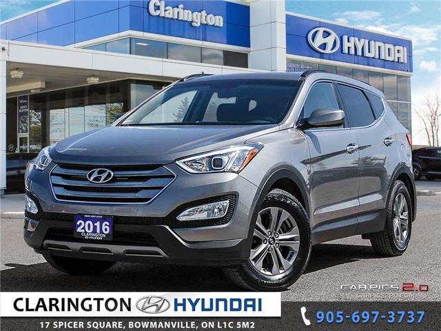 2016 Hyundai Santa Fe Sport 2.4 Premium (Stk: 19591A) in Clarington - Image 1 of 27