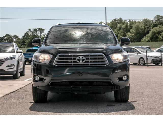 2010 Toyota Highlander 4WD V6 LTD 5A (Stk: HU4674) in Orangeville - Image 2 of 22
