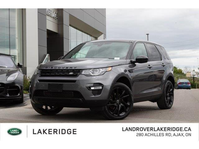 2016 Land Rover Discovery Sport HSE LUXURY (Stk: P0128) in Ajax - Image 1 of 30