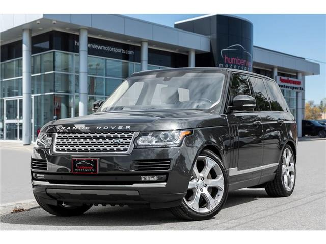 2016 Land Rover Range Rover  (Stk: 19HMS723) in Mississauga - Image 1 of 23