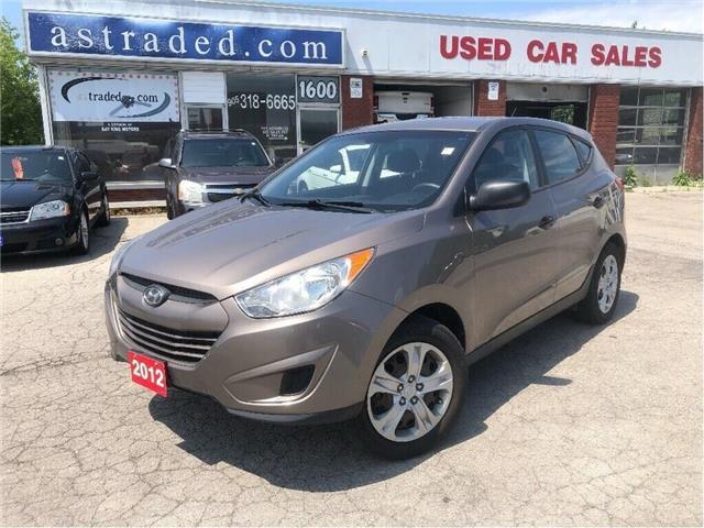 2012 Hyundai Tucson L (Stk: 19-7580A) in Hamilton - Image 1 of 18