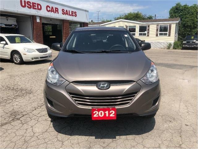 2012 Hyundai Tucson L (Stk: 19-7580A) in Hamilton - Image 9 of 18