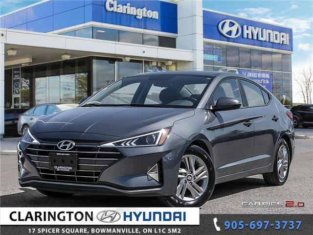 2019 Hyundai Elantra Preferred (Stk: U912A) in Clarington - Image 1 of 27