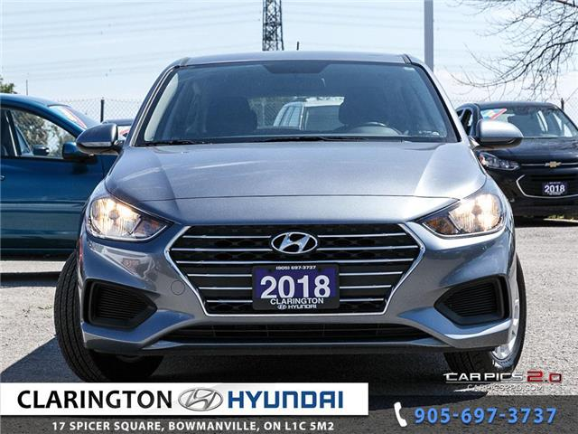 2019 Hyundai Accent Preferred (Stk: U945) in Clarington - Image 2 of 27