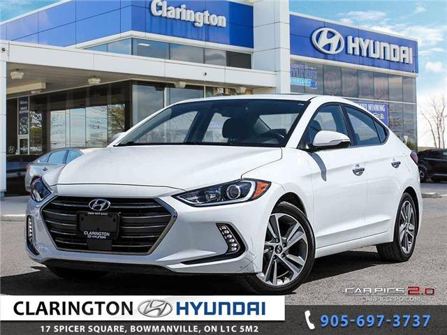 2017 Hyundai Elantra Limited (Stk: U941) in Clarington - Image 1 of 27