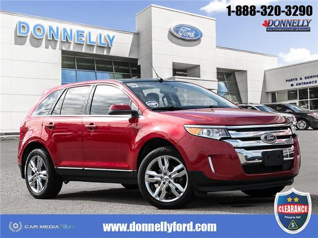 2011 Ford Edge Limited (Stk: CLDS1527A) in Ottawa - Image 1 of 30