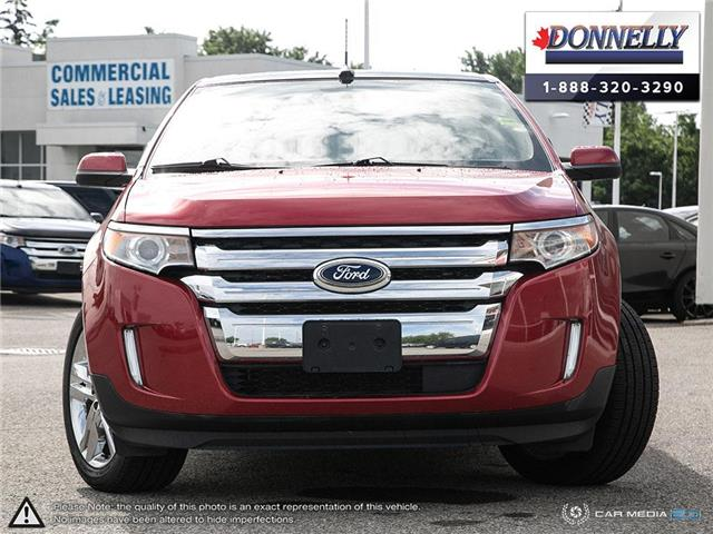 2011 Ford Edge Limited (Stk: CLDS1527A) in Ottawa - Image 2 of 30