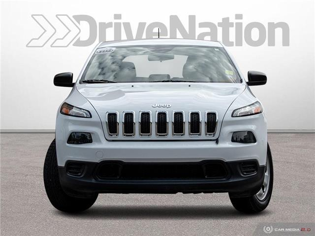 2014 Jeep Cherokee Sport (Stk: D1442) in Regina - Image 2 of 27