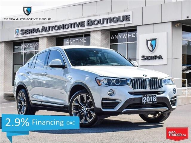 2018 BMW X4 xDrive28i (Stk: P1313A) in Aurora - Image 1 of 27