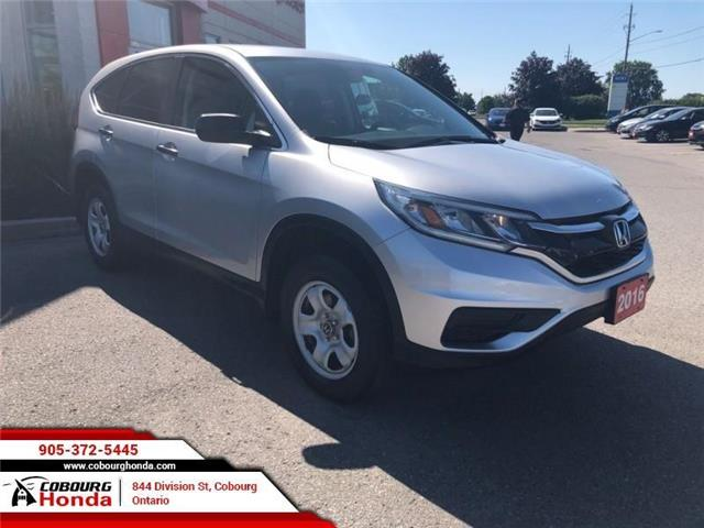 2016 Honda CR-V LX (Stk: 19400A) in Cobourg - Image 1 of 20