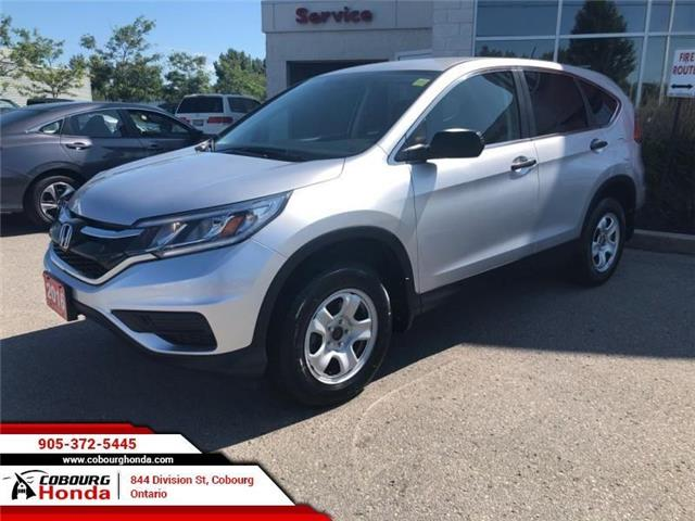 2016 Honda CR-V LX (Stk: 19400A) in Cobourg - Image 3 of 20