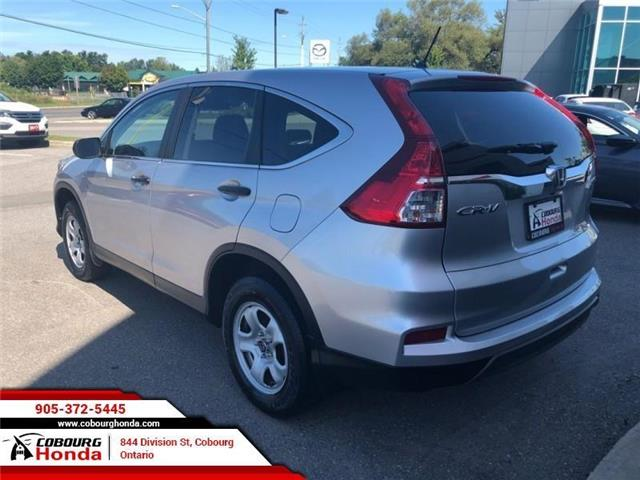 2016 Honda CR-V LX (Stk: 19400A) in Cobourg - Image 5 of 20