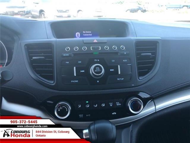 2016 Honda CR-V LX (Stk: 19400A) in Cobourg - Image 19 of 20