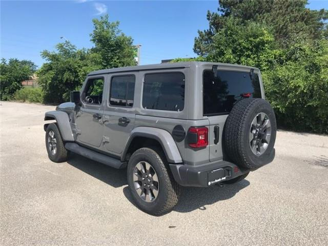 2019 Jeep Wrangler Unlimited Sahara (Stk: W18706) in Newmarket - Image 3 of 21