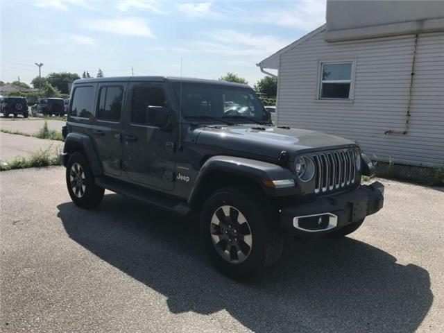 2019 Jeep Wrangler Unlimited Sahara (Stk: W18706) in Newmarket - Image 7 of 21