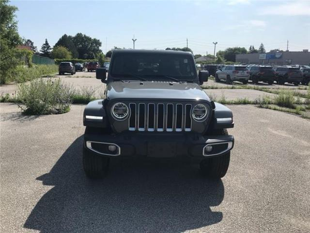2019 Jeep Wrangler Unlimited Sahara (Stk: W18706) in Newmarket - Image 8 of 21