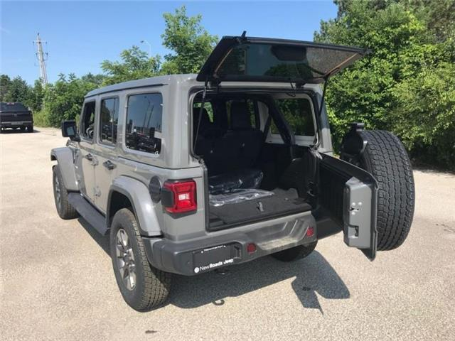 2019 Jeep Wrangler Unlimited Sahara (Stk: W18706) in Newmarket - Image 10 of 21
