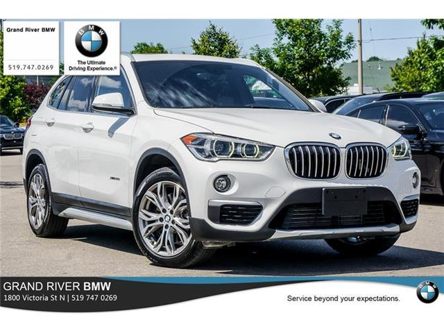 2018 BMW X1 xDrive28i (Stk: 34317A) in Kitchener - Image 1 of 22