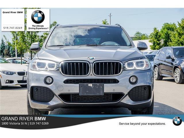 2016 BMW X5 xDrive35d (Stk: 50922A) in Kitchener - Image 2 of 22