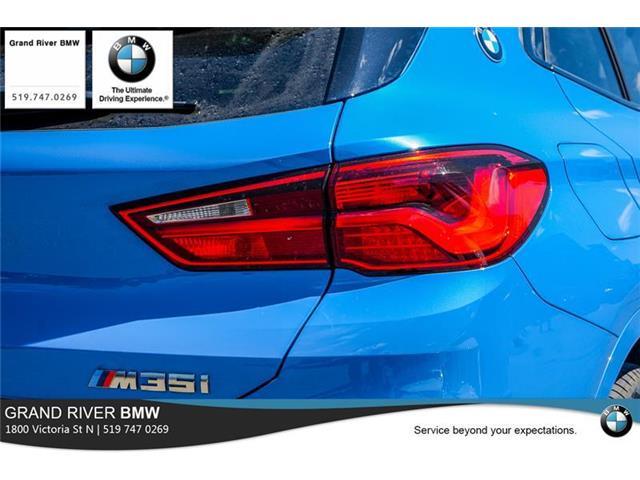2019 BMW X2 M35i (Stk: PW4966) in Kitchener - Image 10 of 22