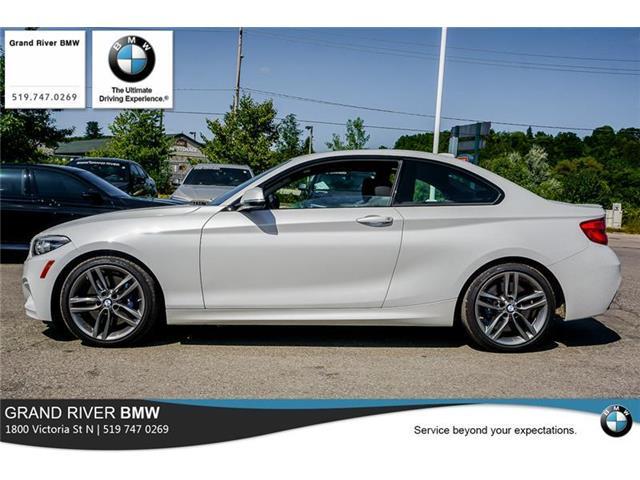 2019 BMW 230i xDrive (Stk: PW4975) in Kitchener - Image 4 of 22
