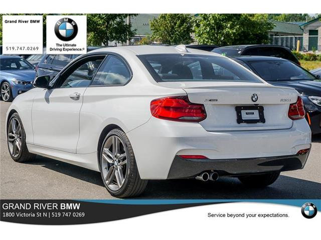 2019 BMW 230i xDrive (Stk: PW4975) in Kitchener - Image 5 of 22